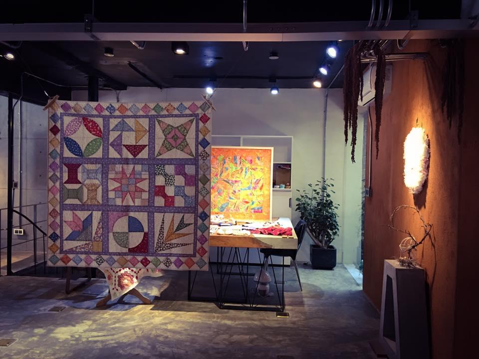 手作森林 x 生活製所 - 拼布藝術展